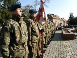 11 listopad 2011 w Wodzisławiu śląskim, fot.: S. Drosio